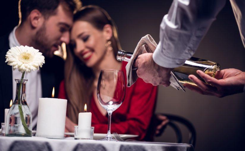 Overrask din mand med en romantisk Valentinsmiddag